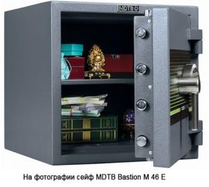 Взломостойкий сейф MDTB Bastion M 46 K
